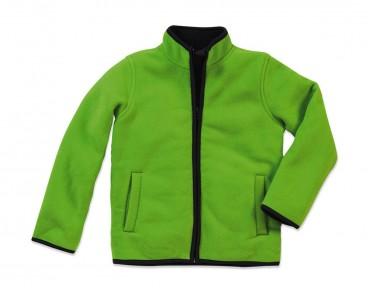 Stedman: Active Teddy Fleece Jacket Kids ST5180 – Bild 3