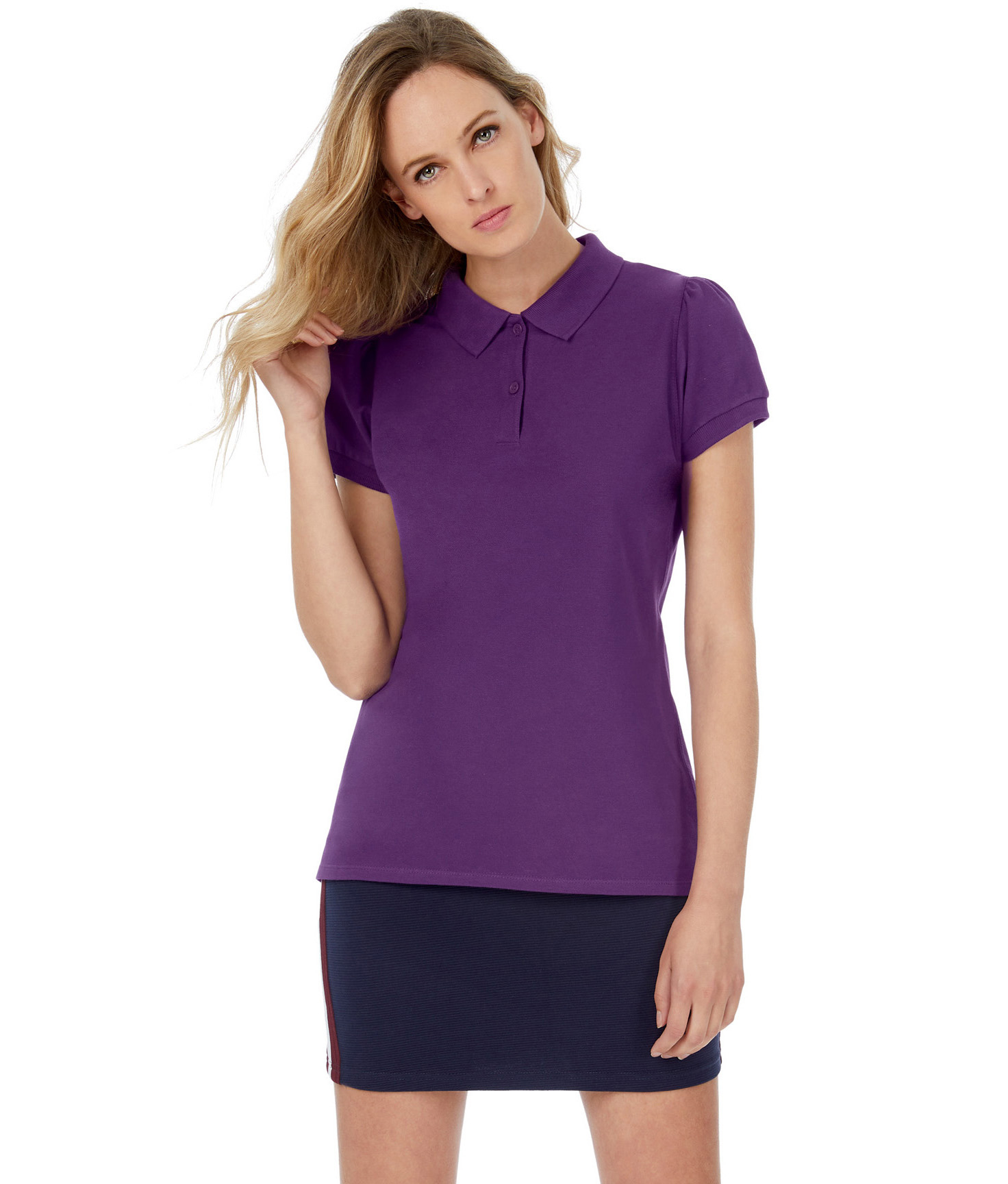 B&C: Ladies` Heavymill Polo Heavymill Women PW460