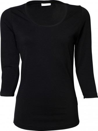 Tee Jays: Ladies 3/4 Sleeve Stretch Tee 460 – Bild 3