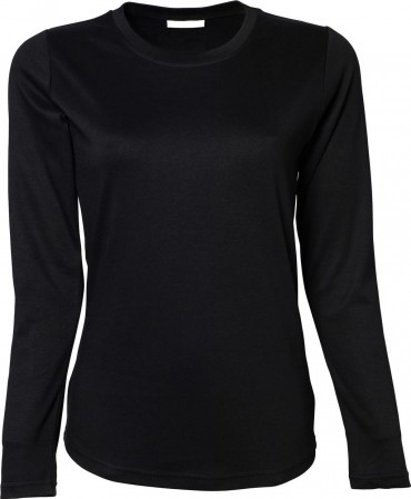 Tee Jays: Ladies LS Interlock T-Shirt 590 – Bild 3