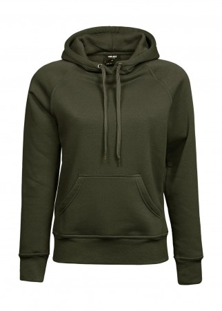 Tee Jays: Ladies Hooded Sweat 5431 – Bild 6