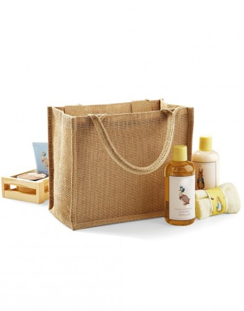 Westford Mill: Jute Mini Gift Bag W412 – Bild 1
