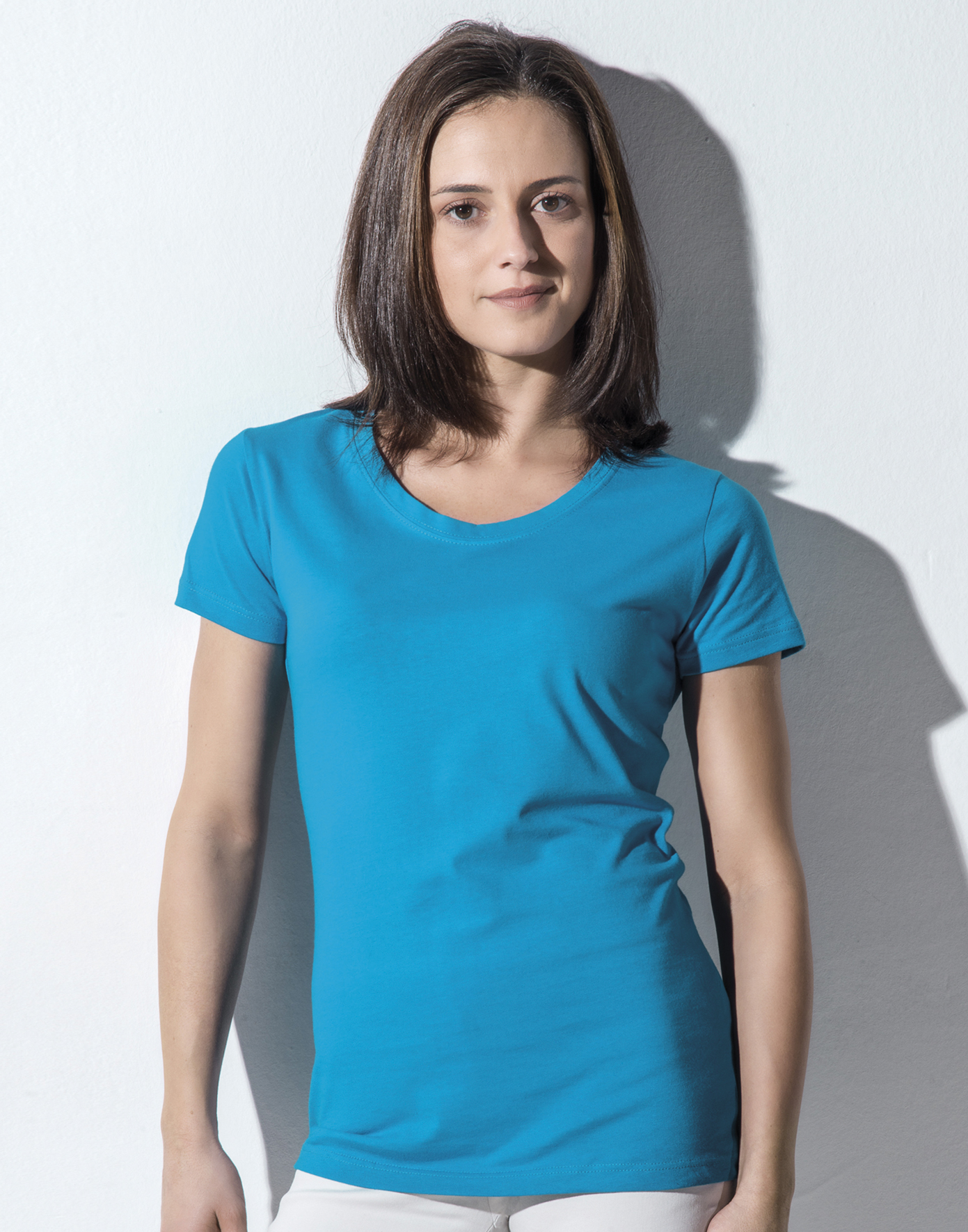Nakedshirt susan women s scoop neck t shirt 502024 for Scoop neck t shirt