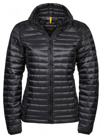 Tee Jays: Ladies Vancouver Down Jacket 9621 – Bild 2