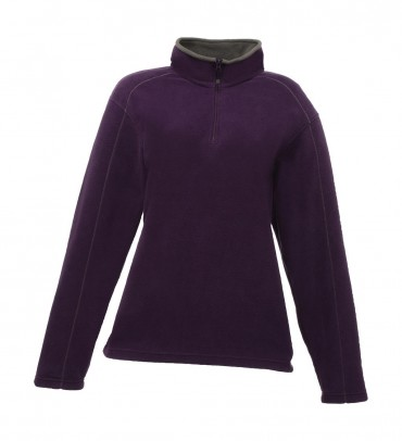 Regatta: Ladies` Ashville Half Zip Fleece TRF573 – Bild 6