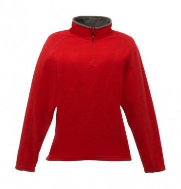 Regatta: Ladies` Ashville Half Zip Fleece TRF573 – Bild 8
