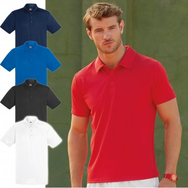 Fruit of the Loom: Performance Polo 63-038-0 – Bild 1