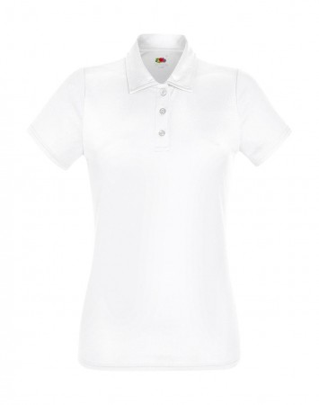 Fruit of the Loom: Lady-Fit Performance Polo 63-040-0 – Bild 2