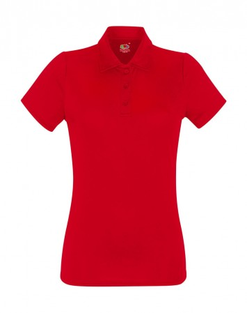 Fruit of the Loom: Lady-Fit Performance Polo 63-040-0 – Bild 6