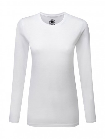 Russell Europe: Ladies Long Sleeve HD Tee R-167F-0 – Bild 2