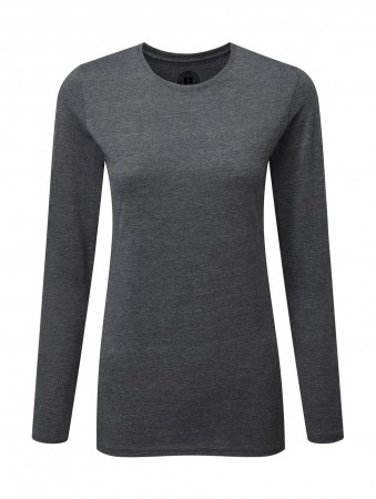Russell Europe: Ladies Long Sleeve HD Tee R-167F-0 – Bild 4