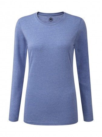 Russell Europe: Ladies Long Sleeve HD Tee R-167F-0 – Bild 5