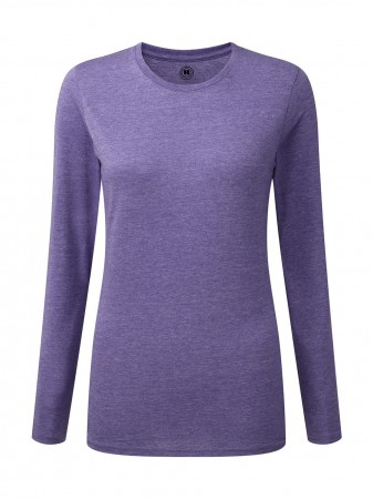 Russell Europe: Ladies Long Sleeve HD Tee R-167F-0 – Bild 6