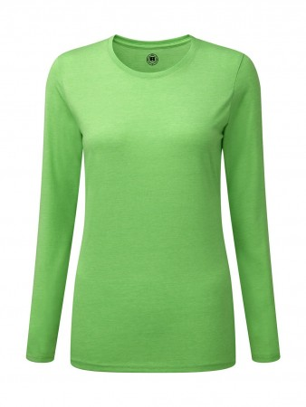 Russell Europe: Ladies Long Sleeve HD Tee R-167F-0 – Bild 10