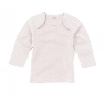 BabyBugz: Baby Organic Envelope Neck Top BZ08-TLC – Bild 3