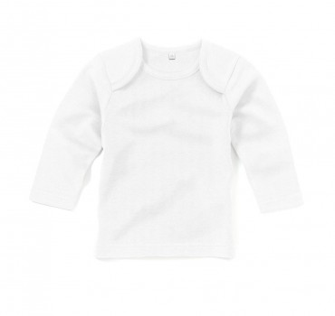 BabyBugz: Baby Organic Envelope Neck Top BZ08-TLC – Bild 2