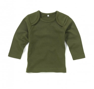 BabyBugz: Baby Organic Envelope Neck Top BZ08-TLC – Bild 5