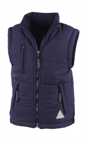 Result: Junior Ultra Padded Bodywarmer R088J – Bild 2