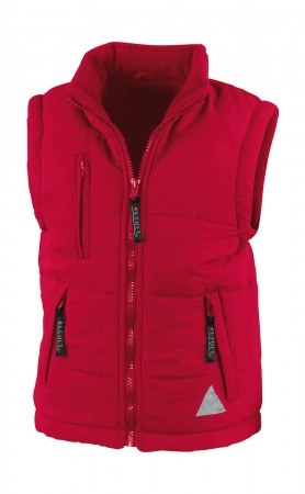 Result: Junior Ultra Padded Bodywarmer R088J – Bild 3