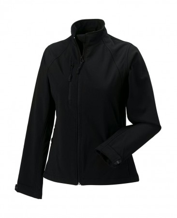 Russell Europe: Ladies` Soft Shell Jacket  R-140F-0 – Bild 3