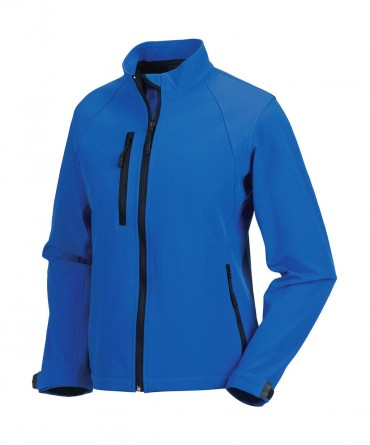 Russell Europe: Ladies` Soft Shell Jacket  R-140F-0 – Bild 6