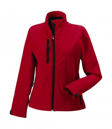 Russell Europe: Ladies` Soft Shell Jacket  R-140F-0 – Bild 7