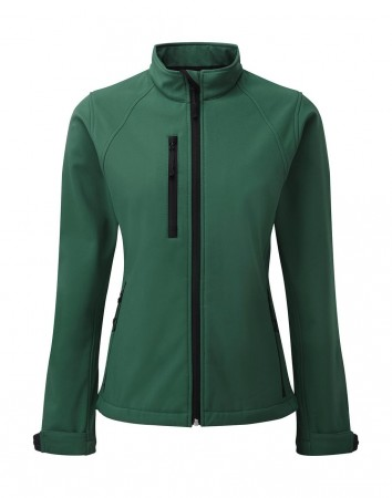 Russell Europe: Ladies` Soft Shell Jacket  R-140F-0 – Bild 8