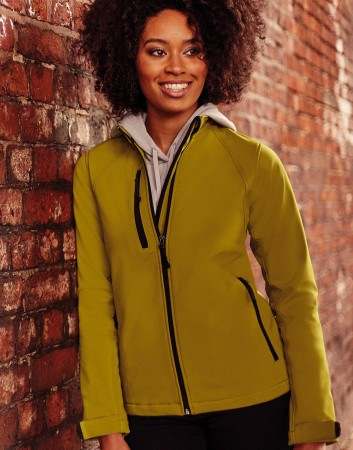 Russell Europe: Ladies` Soft Shell Jacket  R-140F-0 – Bild 1