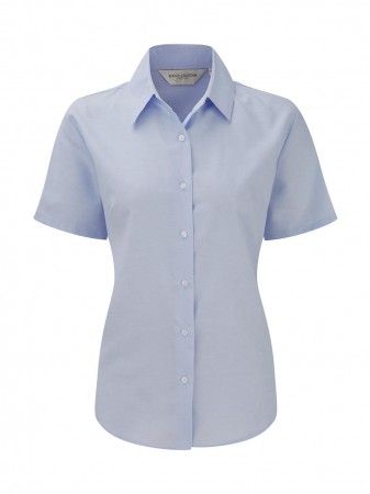 Russell Europe: Ladies` Oxford Bluse R-933F-0 – Bild 5