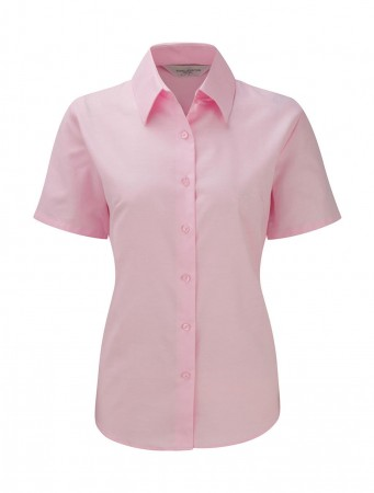 Russell Europe: Ladies` Oxford Bluse R-933F-0 – Bild 6
