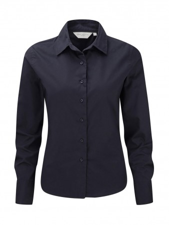 Russell Europe: Ladies` Classic Twill Shirt LS  R-916F-0 – Bild 5