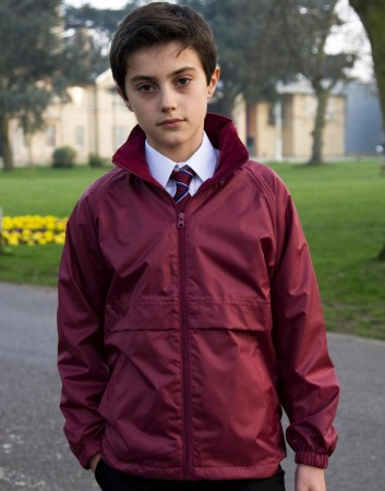 Result: CORE Junior Microfleece Lined Jacket R203J/Y – Bild 1