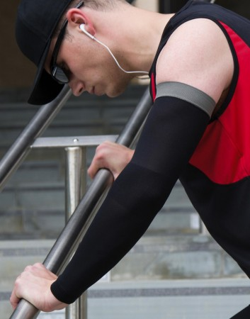 Result: Compression Arm Sleeve S291X – Bild 1