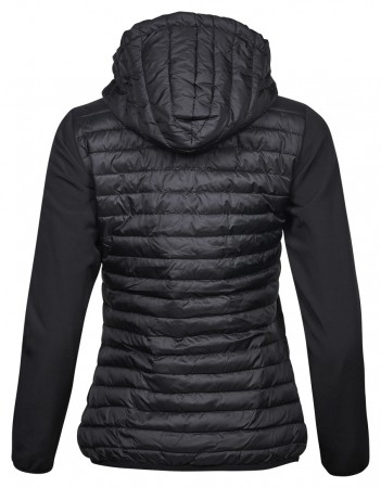 Tee Jays: Ladies` Hooded Crossover Jacket 9629 – Bild 3