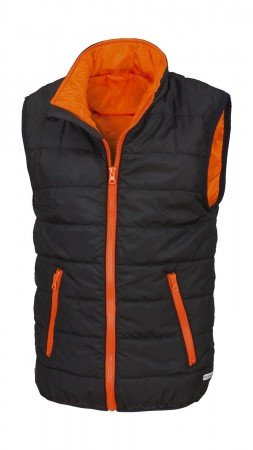 Result: Junior/Youth Padded Bodywarmer R234J/Y – Bild 2