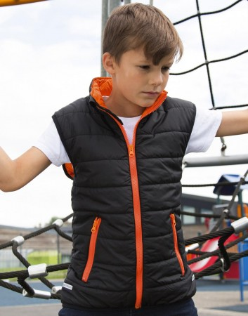 Result: Junior/Youth Padded Bodywarmer R234J/Y – Bild 1
