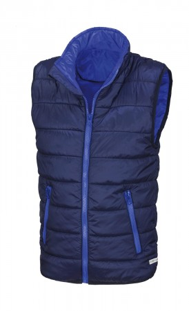Result: Junior/Youth Padded Bodywarmer R234J/Y – Bild 3