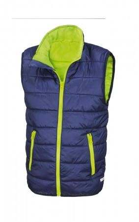 Result: Junior/Youth Padded Bodywarmer R234J/Y – Bild 4