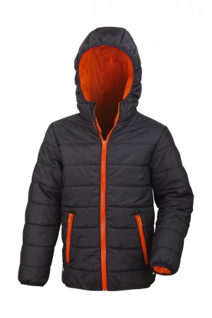Result: Junior/Youth Padded Jacket R233J/Y – Bild 3