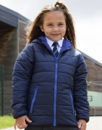 Result: Junior/Youth Padded Jacket R233J/Y – Bild 1