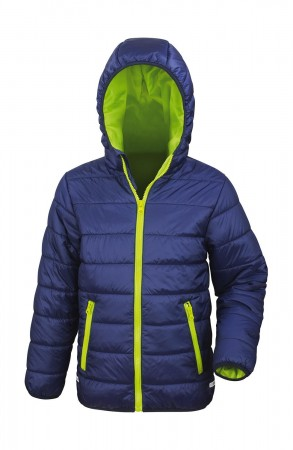 Result: Junior/Youth Padded Jacket R233J/Y – Bild 6