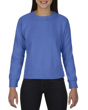 Comfort Colors: Ladies` Crewneck Sweatshirt 1596 – Bild 3