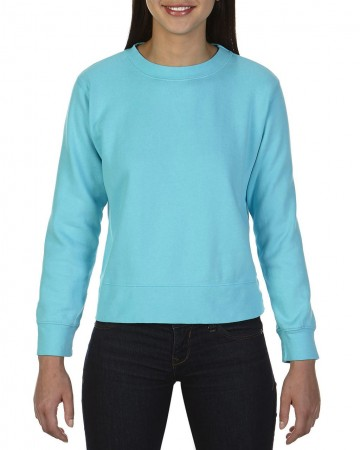 Comfort Colors: Ladies` Crewneck Sweatshirt 1596 – Bild 4