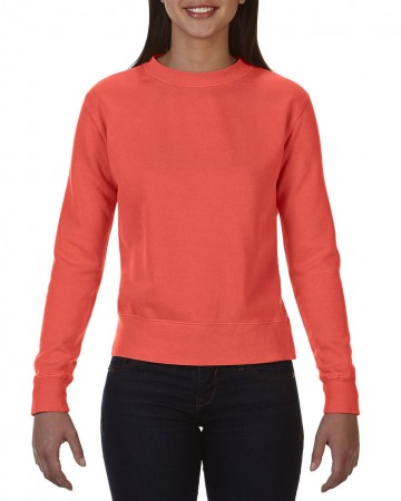 Comfort Colors: Ladies` Crewneck Sweatshirt 1596 – Bild 7