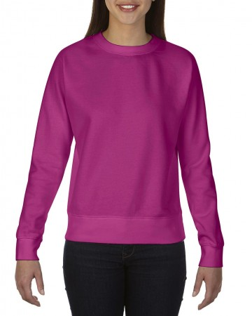 Comfort Colors: Ladies` Crewneck Sweatshirt 1596 – Bild 8
