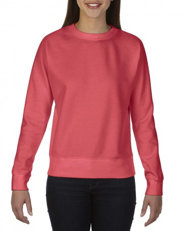 Comfort Colors: Ladies` Crewneck Sweatshirt 1596 – Bild 9