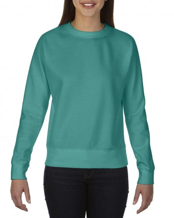 Comfort Colors: Ladies` Crewneck Sweatshirt 1596 – Bild 12