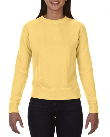 Comfort Colors: Ladies` Crewneck Sweatshirt 1596 – Bild 13