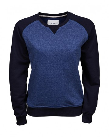 Tee Jays: Ladies Urban Two-Tone Sweat 5405 – Bild 3