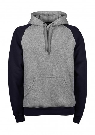 Tee Jays: Two-Tone Hooded Sweatshirt 5432 – Bild 2